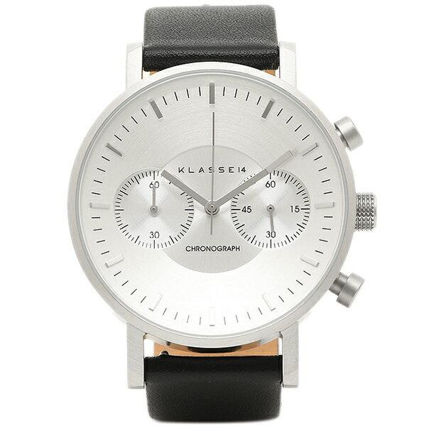 クラス14 腕時計 klasse14 VO15CH001M シルバー ブラック
