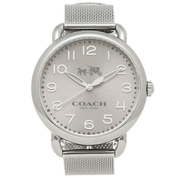 【6時間限定ポイント5倍】コーチ 腕時計 レディース COACH 14502666 グレー