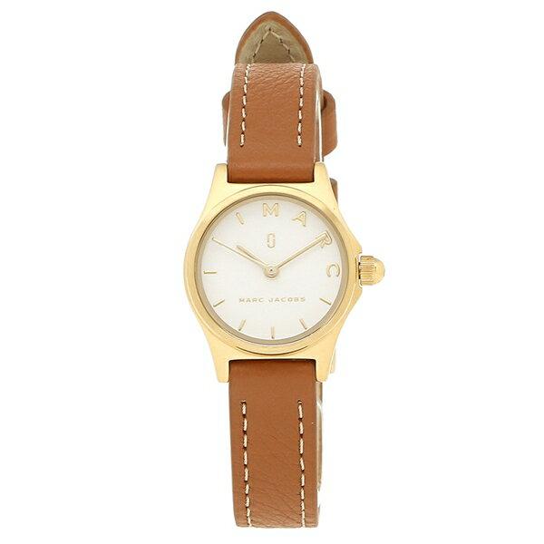 マークジェイコブス 腕時計 レディース MARC JACOBS MJ1626 ブラウン イエローゴールド ホワイト