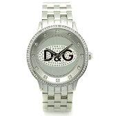 ドルチェ&ガッバーナ D&G 時計 腕時計 メンズ D&G ディーアンドジー DW0144 PRIMETIME プライムタイム ホワイト/レッド/シルバー レディース/メンズウォッチ/腕時計