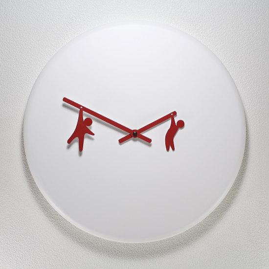 【かわいい時計】イタリア製デザイナーズクロック Progetti 【TIME2PLAY】(壁掛け時計/掛け時計/おしゃれ/モダン/新築祝い/開店祝い/結婚祝い/インテリア雑貨)