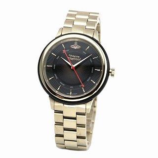 ヴィヴィアンウエストウッド Vivienne Westwood VV158BKGD  ユニセックスサイズ 腕時計【r】【新品/未使用/正規品】 【送料無料】2017