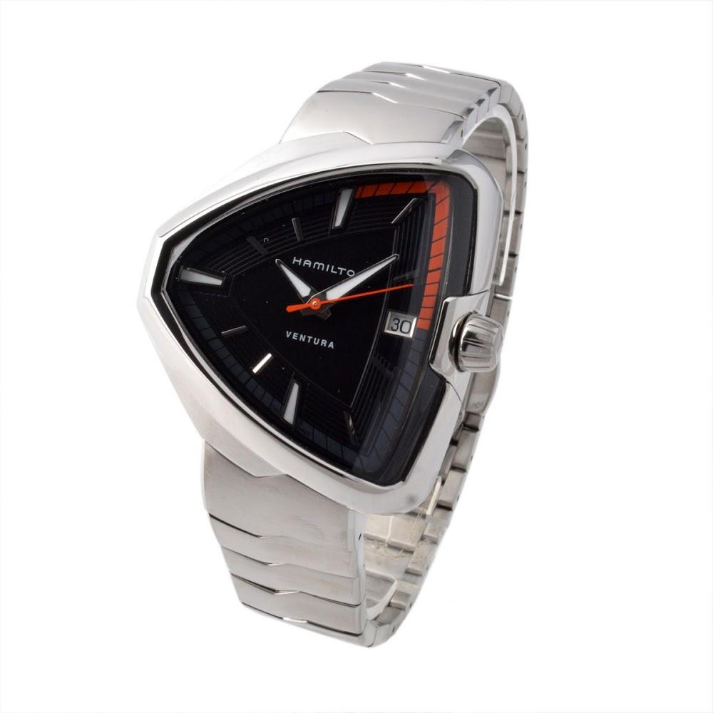 ハミルトン HAMILTON H24551131  ベンチュラ エルヴィス80 メンズ 腕時計【r】【新品・未使用・正規品】 【送料無料】2017
