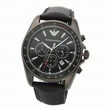 エンポリオ・アルマーニ EMPORIO ARMANI AR6122   クロノグラフ メンズ腕時計【r】【新品/未使用/正規品】 【送料無料】2017