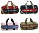 467 600 6912661 661 TOMMY HILFIGER Boston bag L500080  2WAY shoulder bag LOGOCLASSICS pink 261 khaki navy red [new article, unused regular article] [easy  _ packing]