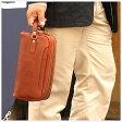 【送料無料】Lugard:Nevada ネヴァダ:ダブルルーム型ボックスセカンドバッグ[4972][ネバダ] *牛革/メンズバッグ/色:ブラウン* 【楽ギフ_包装】【10P06May15】