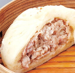 [冷凍]【過門香】肉汁たっぷり!ジューシーな大型肉まん(3個入り)【RCP】(中華まん)