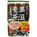 ☆ぎょくろえん 香ばしい黒豆麦茶 8g×60袋入☆健康茶