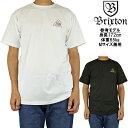 BRIXTON ブリクストン Tシャツ 半袖 メンズ Cue Tee