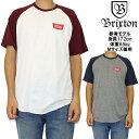 ショッピング即納 BRIXTON ブリクストン ラグラン Tシャツ 半袖 メンズ Stith S/S Knit Tee