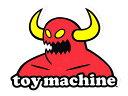 TOYMACHINE トイマシーン Toymachine スケート スケボー ステッカー