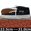 VANS バンズ ヴァンズ Half Cab BLACK 22.5-31cm スケートボード スケボー クラシック ハーフキャブ スエード スウェード USA企画 シューズ スニーカー キャバレロ 靴 メンズ レディース