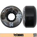 BONES ( ボーンズ ) Mudder Fudder Wheel 60B ATF (52/54/56/60mm)(スケートボード スケボー パーツ オールテ...
