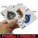 街上運動 - POWELL PERALTA ( パウエル ペラルタ ) Steve Steadham Spade Sticker (タテ9cm×ヨコ6.5cm) ( POWELL PERALTA パウエル ペラルタ スケートボード スケボー シール ステッカー )