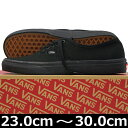 VANS ヴァンズ Classic Authentic Black/Black ( 23-30cm )【VANS ヴァンズ ばんず オーセンティック キャンパス USA企画 クラシック シューズ スニーカー 靴 メンズ レディース】