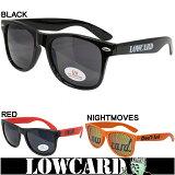 LOWCARD ( �?������ ) Sunglasses ( �������ȥܡ��� �����ܡ� SK8 Shades ���饹 ���������� �ե��å���� �ޥ����� )
