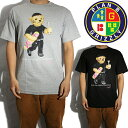 PLAN B GRIZZLY プランビー グリズリー メンズ Tシャツ 半袖 シャツ Cobra Cole Bearl S/S Tee