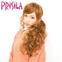 【送料無料】テールウィッグ カールポニー TL-02耐熱 (PRISILA プリシラ)ウィッグ ポイント つけ毛 かつら 耐熱