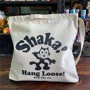 ショッピングショルダーバッグ (457) FELIX Shaka 2WAY Shoulder Bag NT