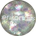 エリコネイル erikonail ジュエリーコレクション 【ホロ パールホワイト スター ERI-61】ホログラム スター 星 ネイルアート