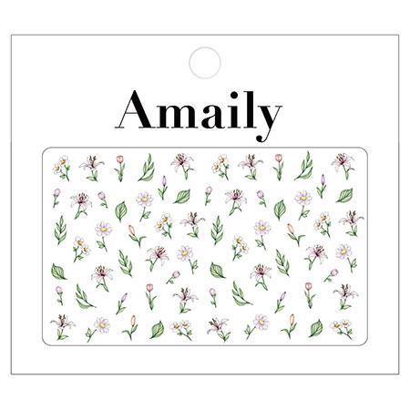 No.1−16 ボタニカル Amaily アメイリー ネイルシール メール便¥190!税込み¥3240以上でメール便無料