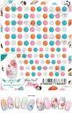 写ネイル 写ネイルMore Sheer Dots by Fabric Book シアードット by Fabric Book カラー MSD-001