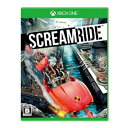 【ポイント10倍】ScreamRide【U9X-00008】【発売日:2015/3/5】【XboxOne】【P25Jan15】