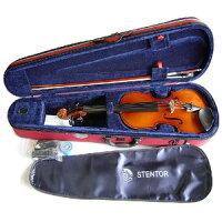 �ڥݥ����10�ܡۡڤ������ʡ�STENTOR�ʥ��ƥ���/ViolinOutfitSV-180��1/4��������