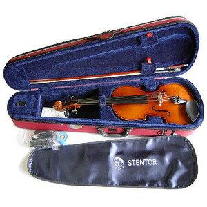 �ڥݥ����10�ܡۡڤ������ʡ�STENTOR�ʥ��ƥ���/ViolinOutfitSV-180��3/4��������