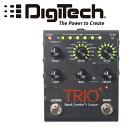 【楽器】DigiTech TRIO+ Band Creator+Looper / デジテック トリオプラス バンドコントロール ルーパー
