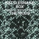 【ポイント10倍】モッズ/RATTLESNAKE BOX THE MODS Tracks in Antinos Years (完全生産限定盤) MHCL-30382 【発売日】2016/7/27【CD】
