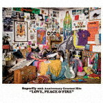 【送料無料】Superfly/Superfly 10th Anniversary Greatest Hits『LOVE, PEACE & FIRE』 (通常盤)[WPCL-12621]【発売日】2017/4/4【CD】/スーパーフライ