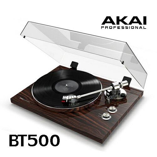 楽器AKAIProfesssionalBT500/アカイプロフェッショナルターンテーブルレコードプレ