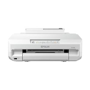 【ポイント10倍&送料無料】エプソンA4インクジェットプリンター/単機能/有線・無線LAN/6色染料/EpsoniPrint対応EP-306