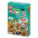 【ポイント10倍】マルカン リス・ハムの主食ミックスフードお徳用 500g MR-544【ペット用品】