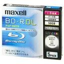 【ポイント10倍】(業務用10セット) 日立マクセル(HITACHI) ブルーレイディスクBL-RDL5枚BR50PWPC.5S