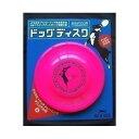 【ポイント10倍】スカイボックス スカイドッグ ドッグディスク M ピンク 【ペット用品】