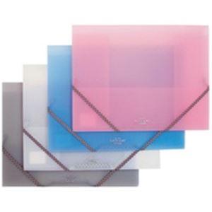 【ポイント10倍】(業務用200セット) ビュートン フラットホルダー NFH-A4-CB A4 青 ポケットファイル ケースファイル 事務用品 まとめお得セット