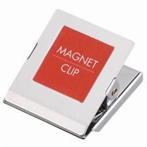 【ポイント10倍】(業務用100セット) ジョインテックス マグネットクリップ大 赤 B146J-R 綴るとめる用品 マグネットクリップ 事務用品 まとめお得セット