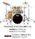 パール ビジョンシリーズ・ドラムセット(標準サイズ)