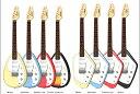 【ポイント10倍】【お取り寄せ品】VOX MARK III エレキギター (カラー Salmon Red レッド )【 ギター 復刻 】