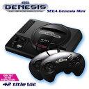 【新品】【即納】 Sega Genesis Mini セガ ジェネシス ミニ メガドライブミニ メガドラミニ 北米バージョン 3ボタンコントロールパッド 北米版 海外版 アメリカ版 送料無料 Cyberplugs