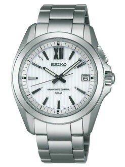 SEIKO Brights solar electric wave correction men watch SAGZ063