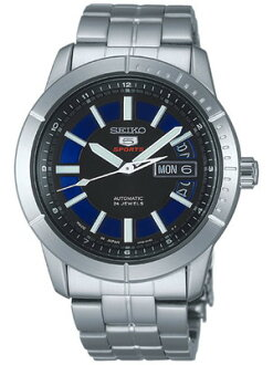 Seiko mechanical watches men's watches mechanical automatic winding ( hand 巻つき ) SARZ041