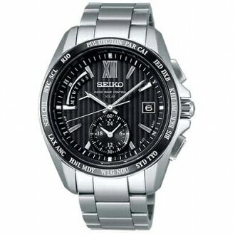 SEIKO Brights men watch solar electric wave correction SAGA145