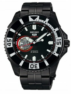 Seiko 5 sports Mens Watches mechanical automatic winding ( hand 巻つき ) SARZ027