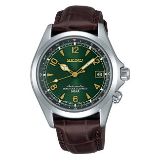 Seiko mechanical mens mechanical watch Mountaineer SEIKO Mechanical SARB017