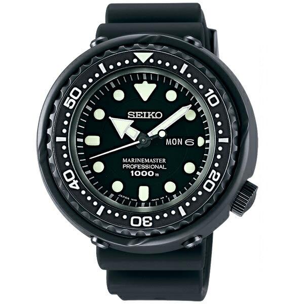 セイコー プロスペックス SEIKO PROSPEX マリーンマスター プロフェッショナル 腕時計 メンズ ダイバーズウォッチ SBBN025 【送料無料】松浦ふみな