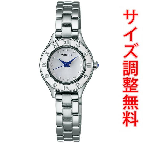 セイコー ワイアード エフ SEIKO WIRED f 腕時計 レディース TOKYO GIRL MIX トーキョーガールミックス AGEK429【お取り寄せ】 【サイズ調整無料】【送料無料】