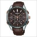 セイコー ブライツ SEIKO BRIGHTZ 電波 ソーラー 電波時計 腕時計 メンズ フライトエキスパート クロノグラフ SAGA219